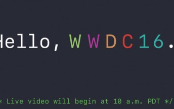 Watch Apple's WWDC 2016 keynote