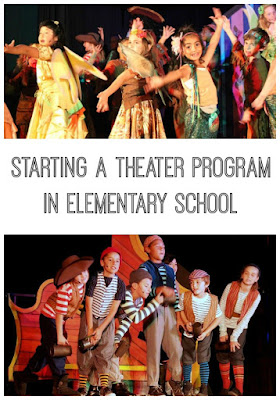 Theater Program for Elementary School