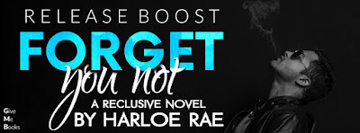 Release Boost: Forget You Not by Harloe Rae