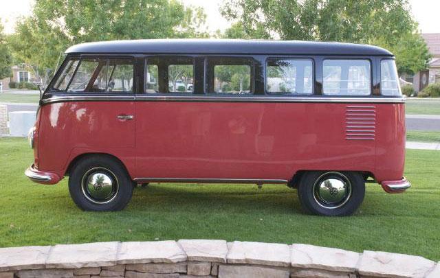 1956 Wolfsburg Semaphore 15 Window, Gorgeous! | VW Bus