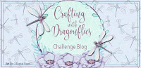 Crafting With Dragonflies Challenge Blog