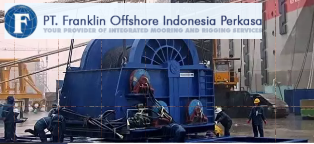 Lowongan Kerja Engineer PT. Franklin Offshore Indonesia Perkasa Maret 2017
