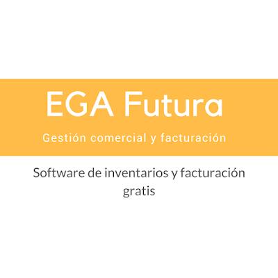 EGA Futura software de facturacion e inventarios gratis