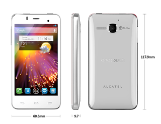 Alcatel One Touch Star 6010x firmware/stock rom