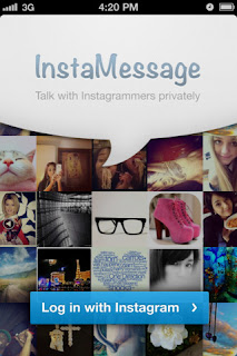 InstaMessage per iPhone e iPad