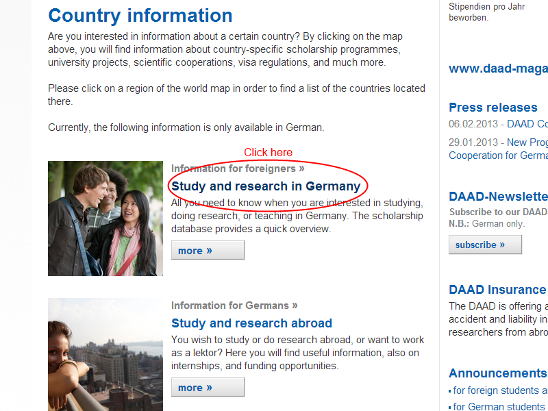 A-Z for Studying in Germany – From Application to Visa and