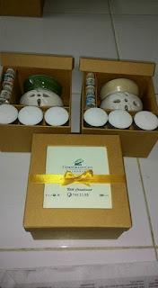 Souvenir Aromatherapy Product launching