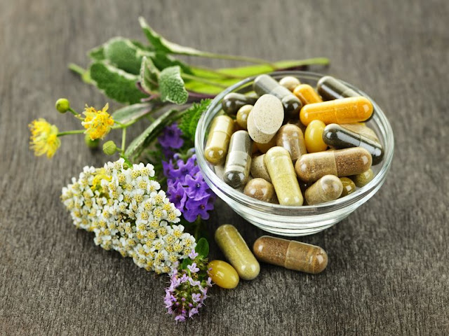5. Natural Supplements