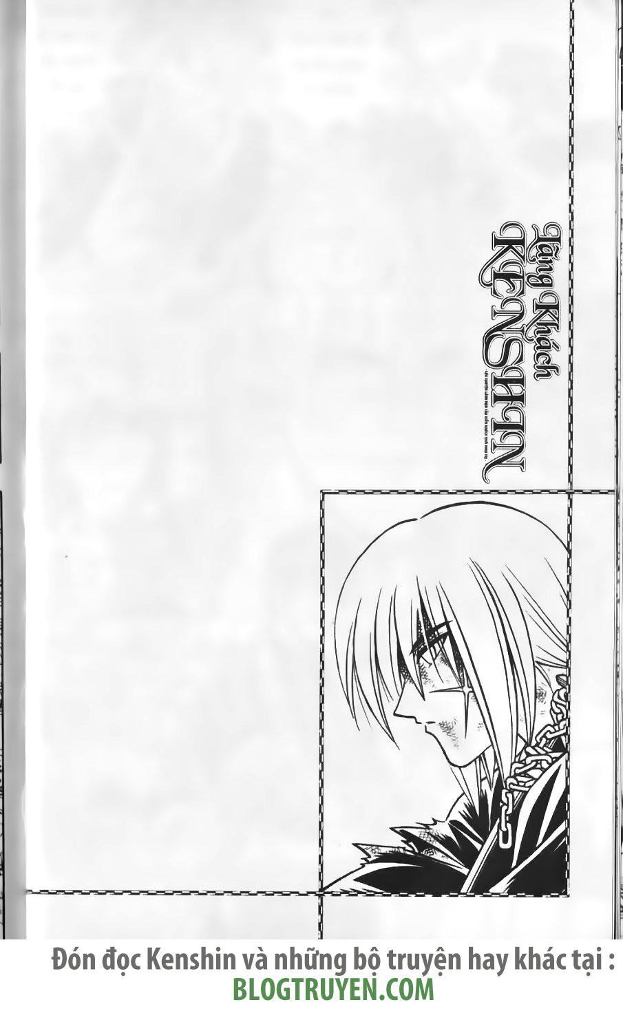 Rurouni Kenshin chap 210 trang 20