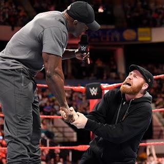 WWE RAW 28.05.2018