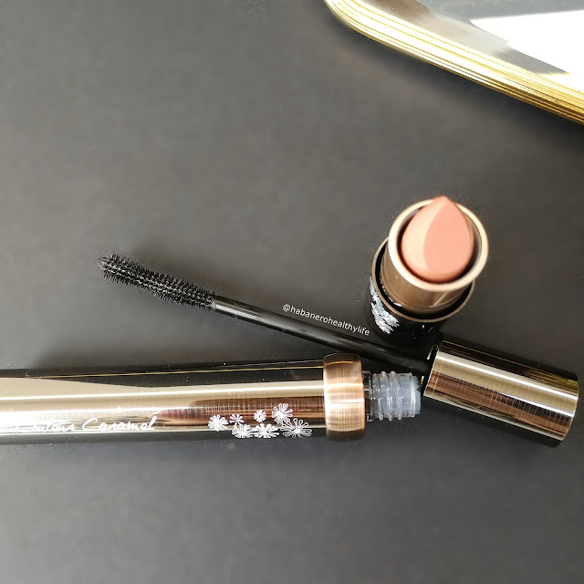 Couleur Caramel make-up rossetto e mascara linea signature