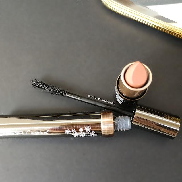 Couleur Caramel make-up rossetto e mascara linea signature