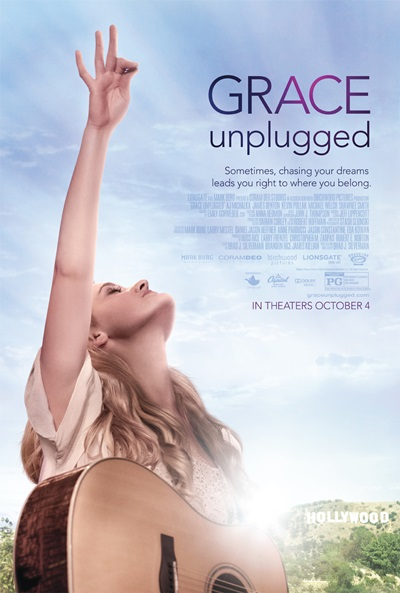 Grace Unplugged DVDRip Latino