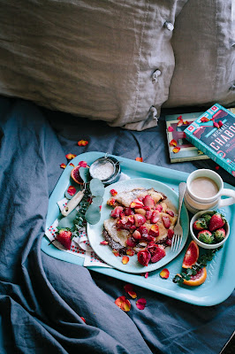 Breakfast In Bed Photo by Brooke Lark https://unsplash.com/@brookelark