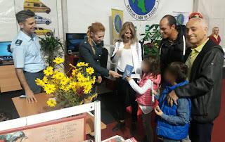Με επιτυχία ολοκληρώθηκε η συμμετοχή της Διεύθυνσης Αστυνομίας Πιερίας στην 8η Εμποροβιοτεχνική Έκθεση Πιερίας