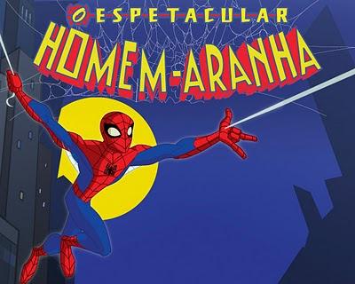 O Espetacular Homem Aranha 1ª E 2ª Temporada Em Hd Assistir