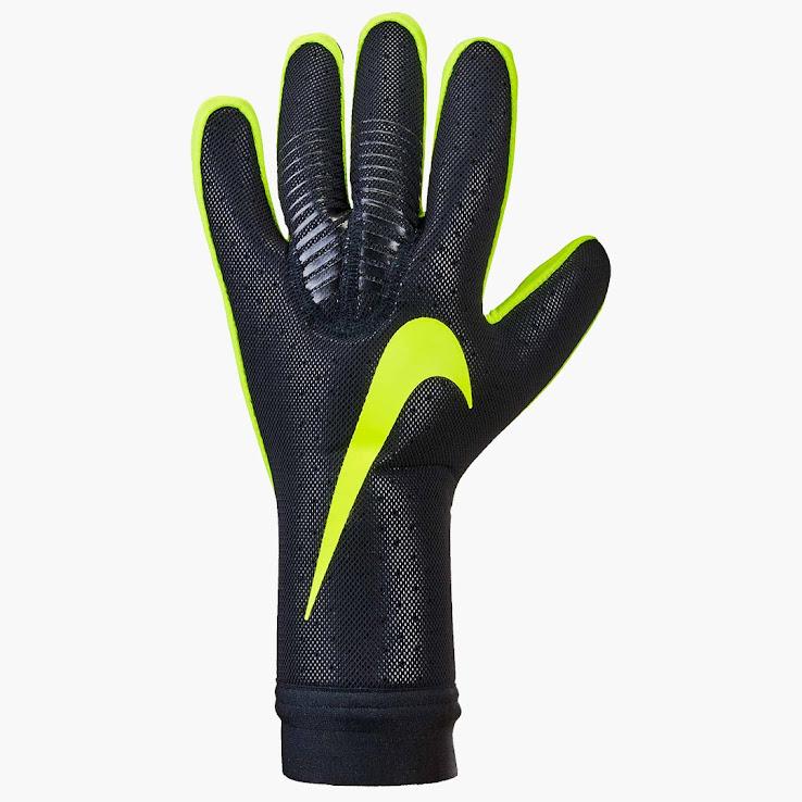 21fd6762896 Nike Mercurial Touch Elite - Black   Volt   Volt. This picture shows the  black and volt Nike Mercurial Touch gloves.
