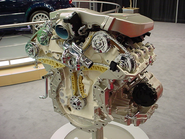 The Car Hobby: Engines - Volkswagen W8The Car Hobby - blogger