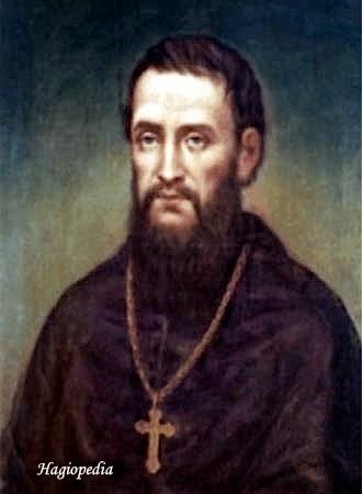 sveti Štefan Teodor Cuenot - škof, misijonar in mučenec