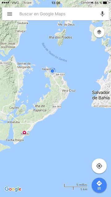 Itaparica. Bahía. Brasil.