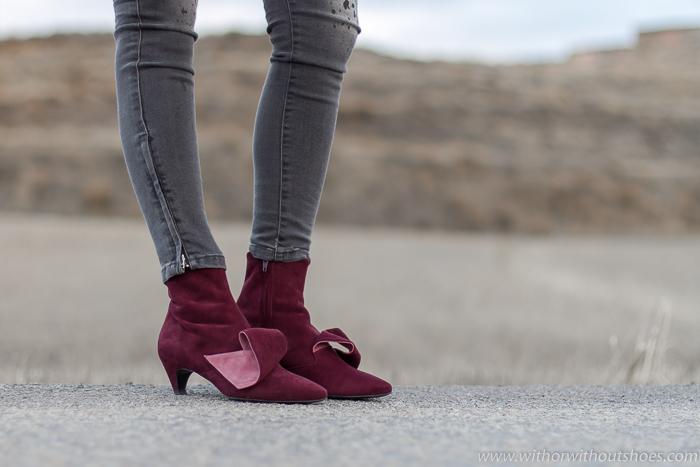 Adicta a los zapatos influencer blogger donde comprar botines bonitos