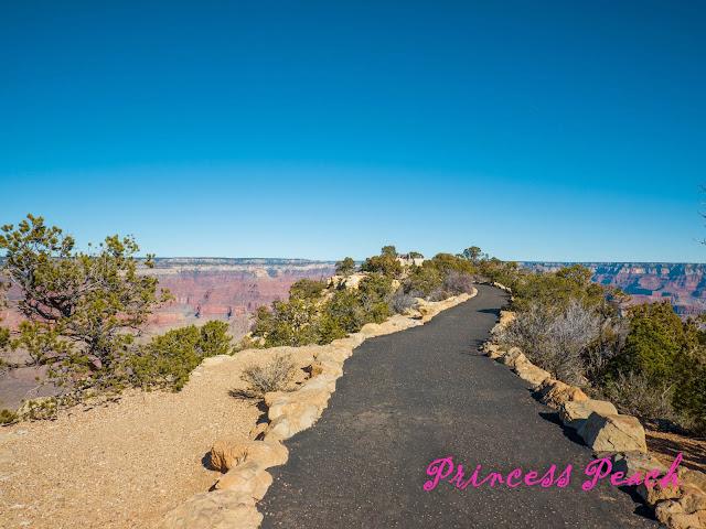 Grand-Canyon-National-Park-大峽谷國家公園步道