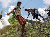 Waduh! Tanam Ranjau di Tapal Batas, Bangladesh Bakal Ajukan Protes ke Myanmar