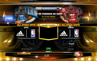 NBA 2K13 All Star 2012 Jersey Mods