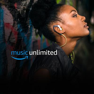 Musica, Amazon, Amazon Music Unlimited, Apps, Servicio, streaming