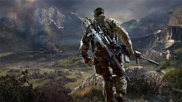 Download Sniper Ghost Warrior Apk Data Game