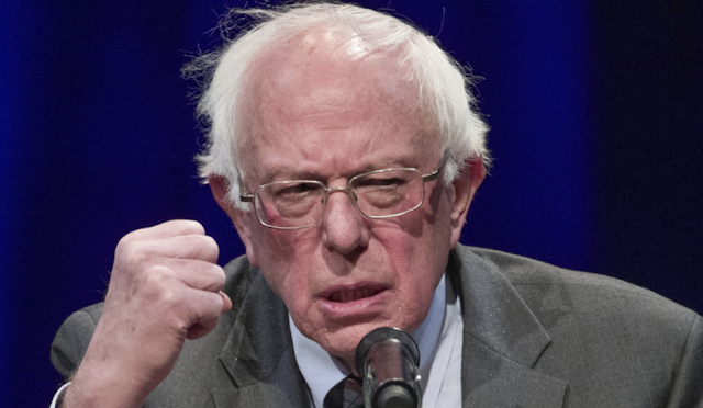 Sanders leads poll of young Democrats by double digits
