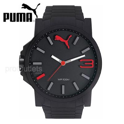 jam tangan puma PU104301004 original