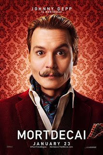Mortdecai 2015 Dual Audio Hindi 480p BluRay ESub 350MB