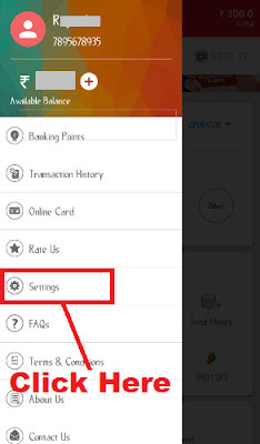 how to change my airtel payment bank mpin
