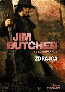 Zdrajca - Jim Butcher