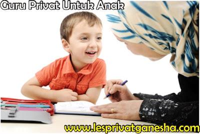 Guru Les Privat PAUD TK Penyayang Anak