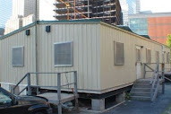 Large Office Trailers & Modular Buildings