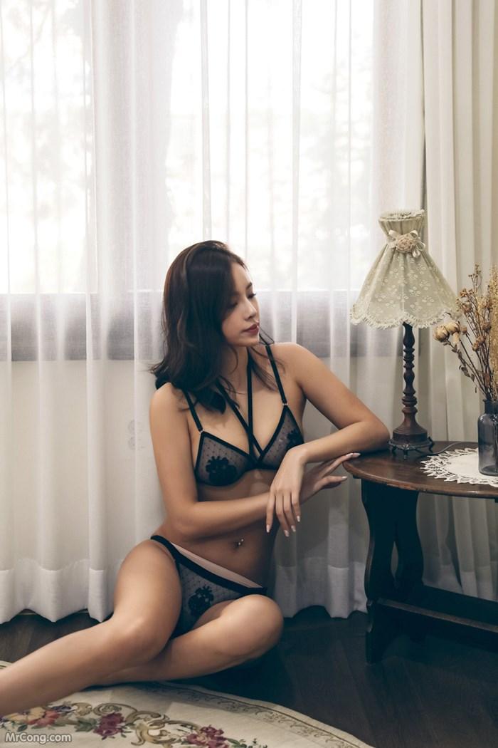 Image Kwon-Soo-Jung-MrCong.com-132 in post Người đẹp Kwon Soo Jung đầy mê hoặc trong bộ sưu tập nội y (134 ảnh)
