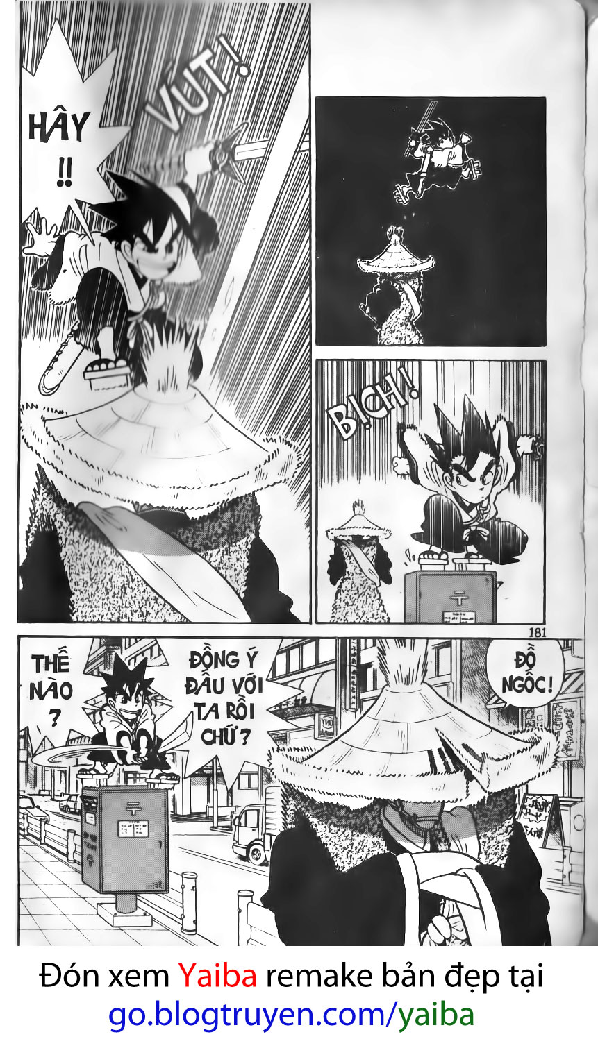 Yaiba chap 89 trang 16