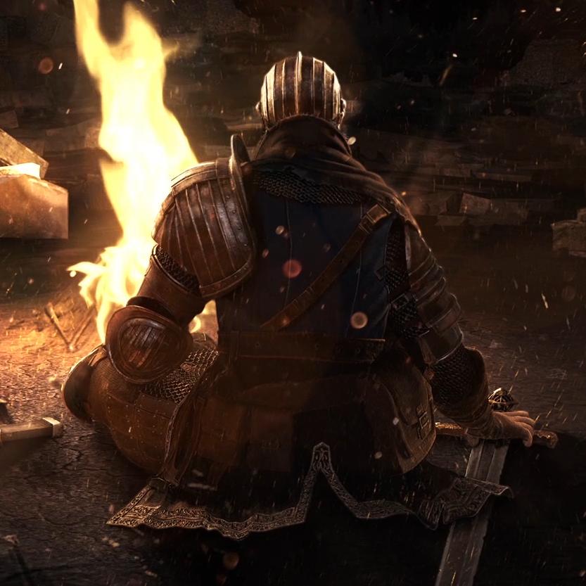Wallpaper Engine Dark Souls 3 Bonfire Wallpaper Engine