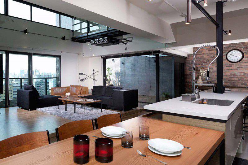 Tips para decorar tu Loft estilo industrial  ArQuitexs