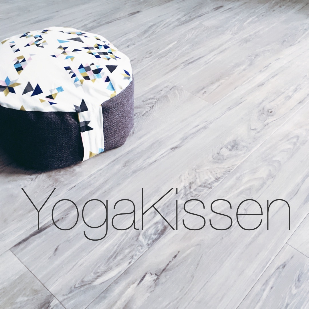 yogakissen diy n hliebe grinsestern. Black Bedroom Furniture Sets. Home Design Ideas