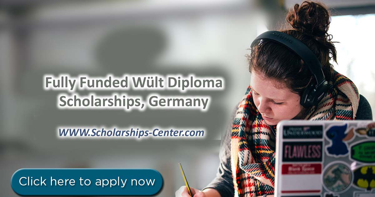 Wült Diploma Scholarship