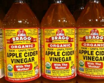cara memakai cuka apel