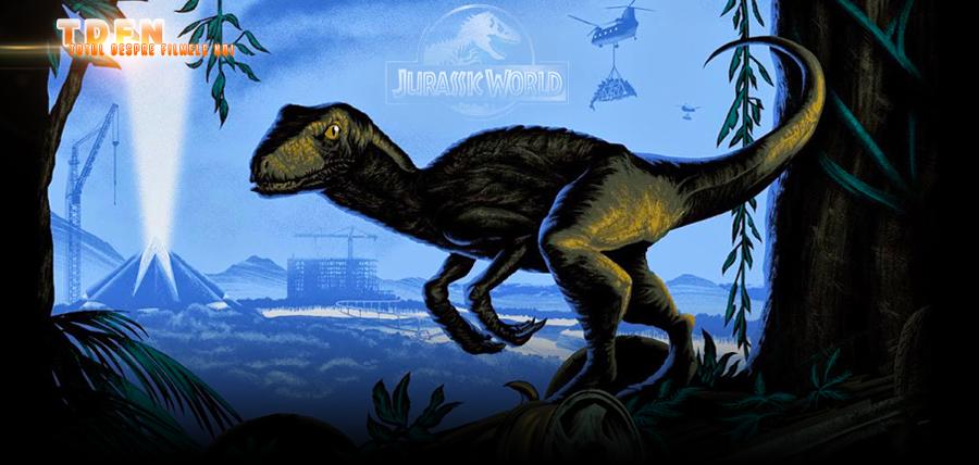 Sfârșitul Filmărilor Pentru JURASSIC WORLD Este Marcat Cu Imaginea Unui Dinozaur