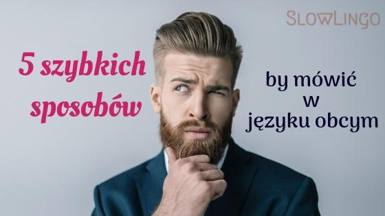 slowlingo, jak mówić w języku obcym