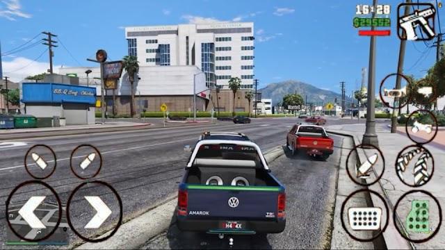 BAIXAR GTA V LITE 400MB MOD PACK GTA SA LITE PARA ANDROID