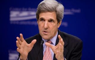 John Kerry Mocks Donald Trump's Paris Climate Negotiation Tactics With OJ Simpson Comparison
