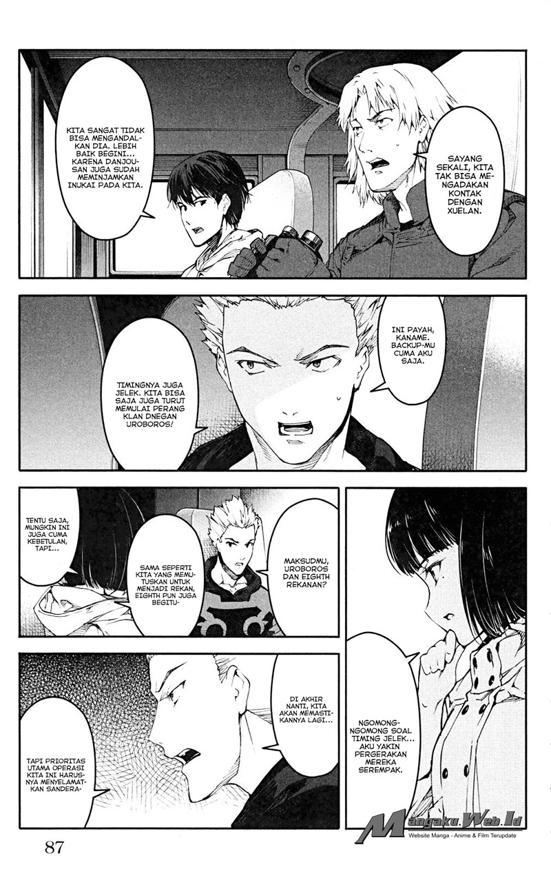 Darwin's Game Chapter 26-37