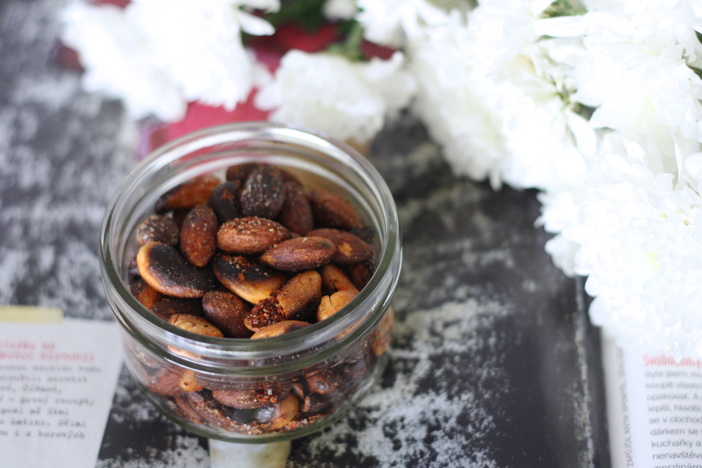 ROASTED NUTS WITH CHILLI 4